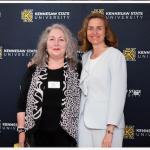 President Whitten & Dr. Joanie